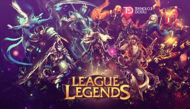 League Of Legends LoL Oyun Hataları Ve Çözümleri