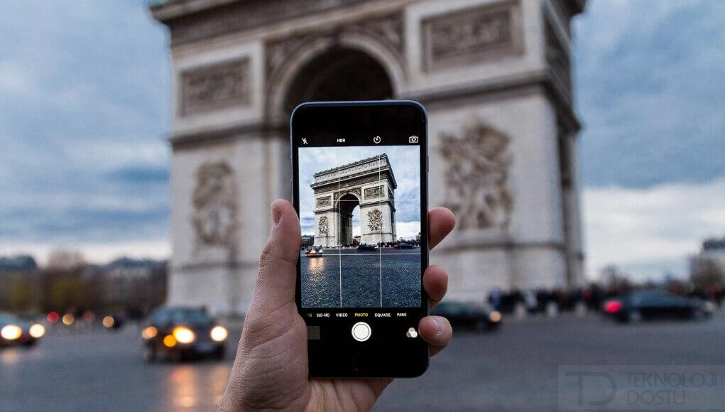 mobil fotoğraf düzenleme
