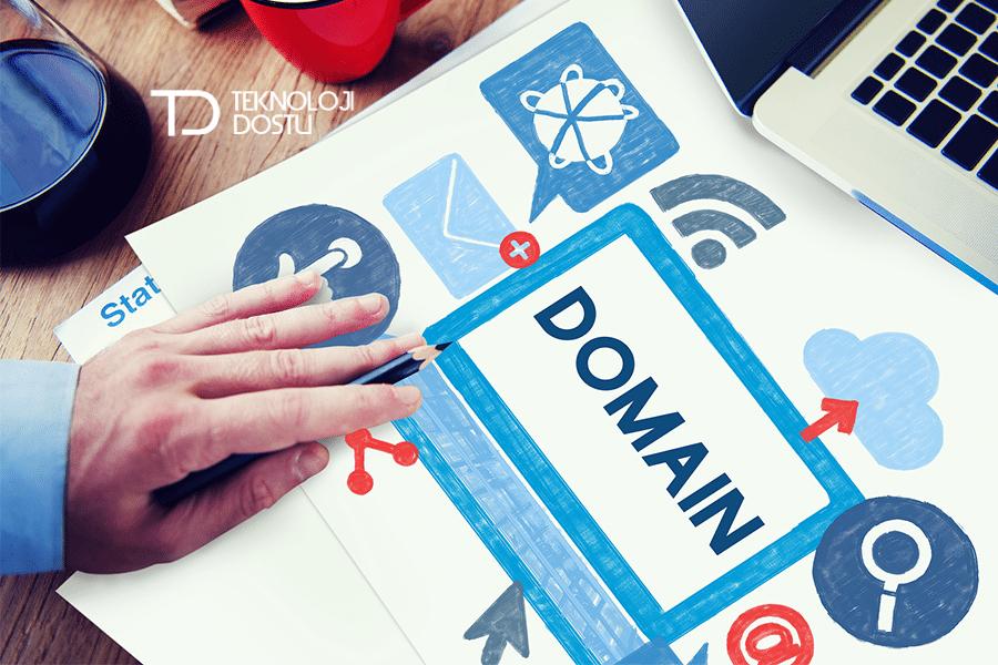 Domain Alan Adı yönlendirme