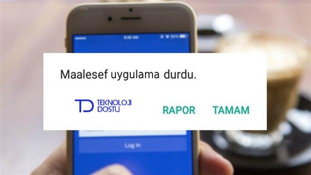 Android Maalesef Uygulama Durdu Hatası Nasıl Çözülür?
