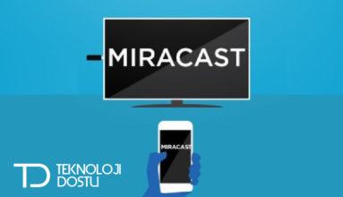 Android Ekranı TV'ye Yansıtma Rootsuz!