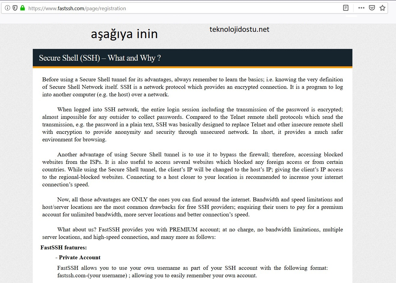 Fatih VPN SSH