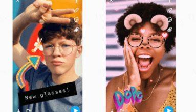 Snapchat'e 3D Kamera Selfie Modu Geldi!