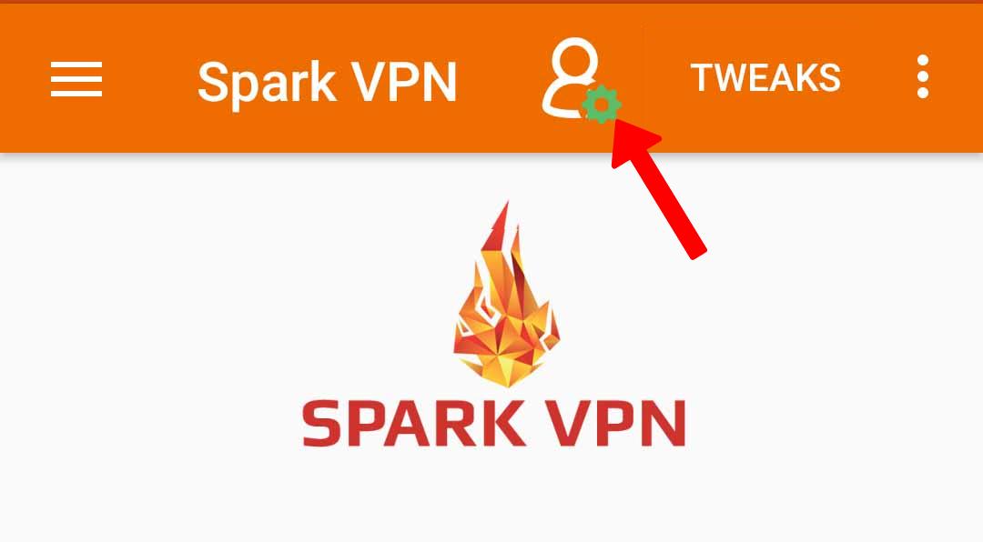 Spark VPN kurulumu