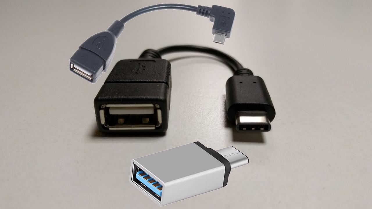 USB OTG çeşitleri