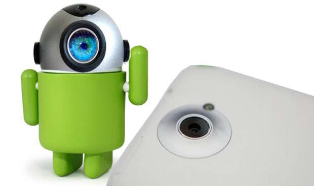 Android telefonu webcam olarak kullanma