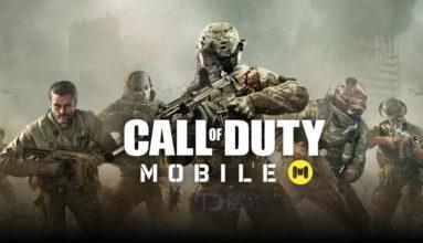 Call Of Duty Mobile Android ve iOS için Yayınlandı!