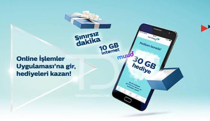 Türk Telekom Bedava İnternet 2019