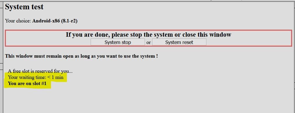 VPS/VDS İşletim Sistemi Test