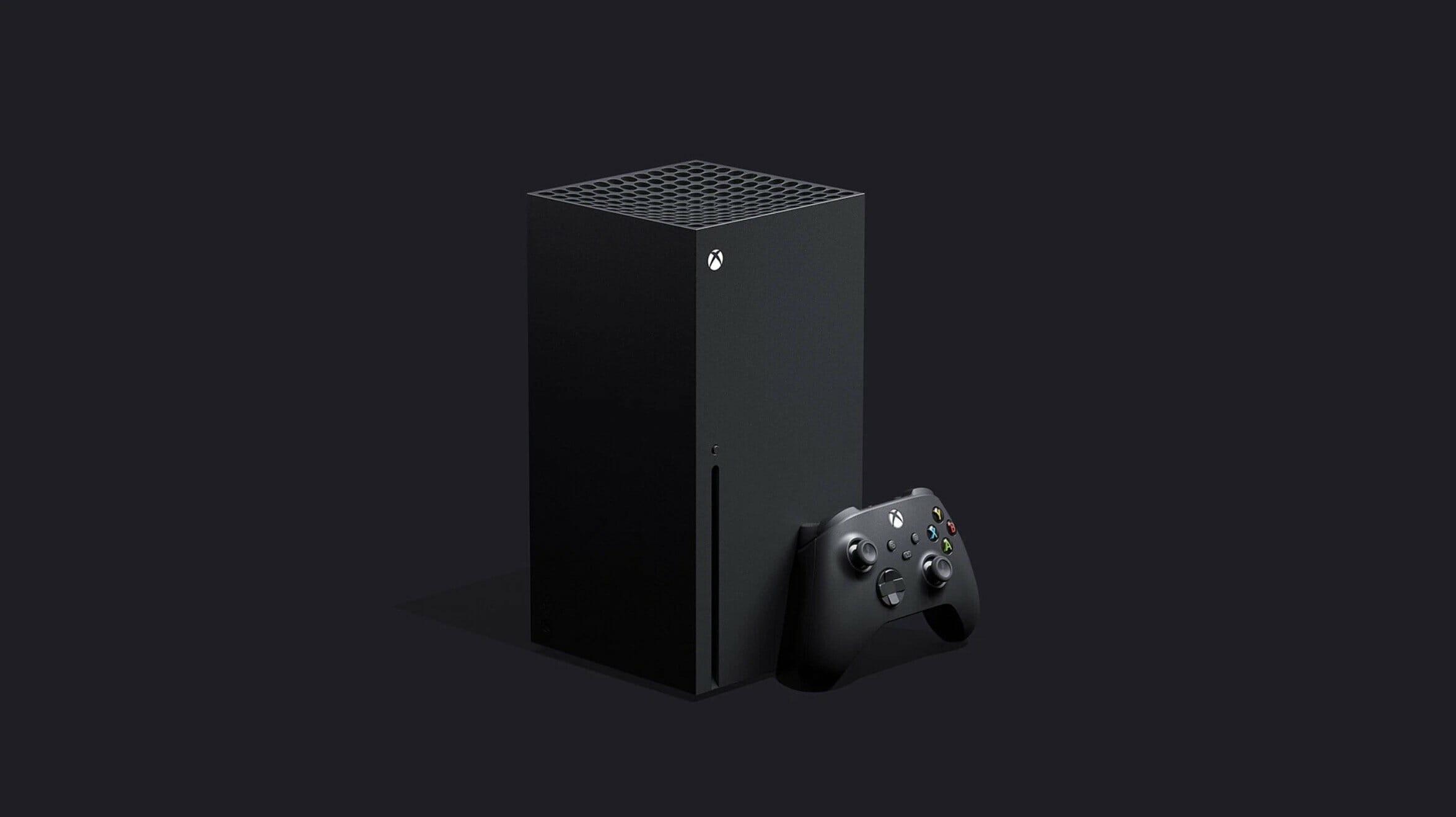 Xbox Series X Tasarım