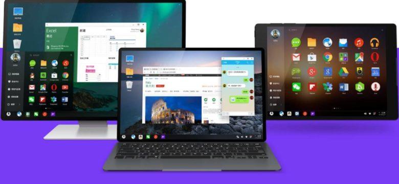 Bilgisayara Android Yükleme (Dual Boot) – Phoenix OS